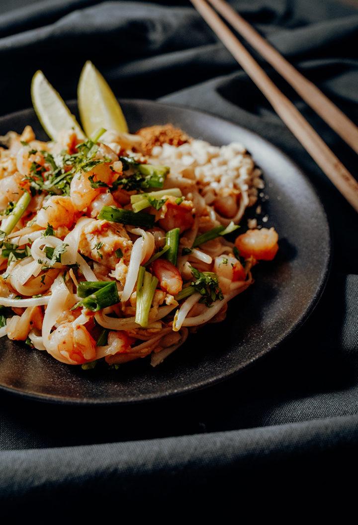 Pad Thai – Originalrezept aus Thailand