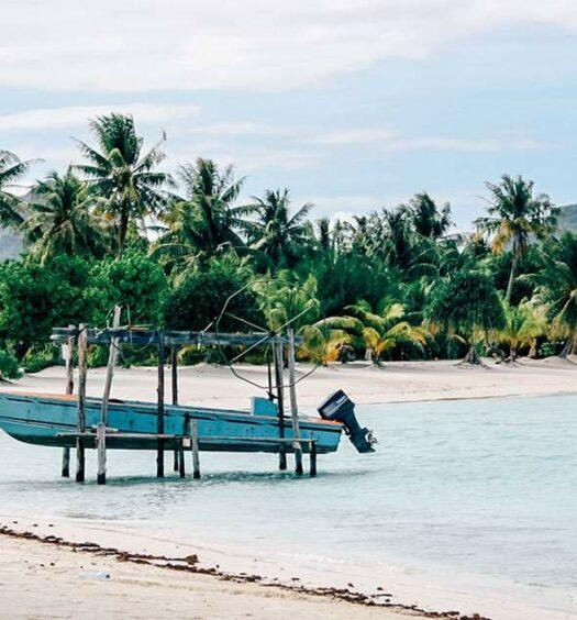 Poisson cru – Zu Gast in Tahiti