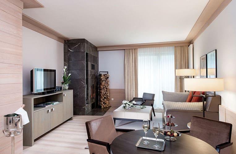 Suite im Travel Charme Ifen Hotel Kleinwalsertal