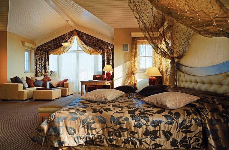 Suite im Travel Charme Ostseehotel Kühlungsborn
