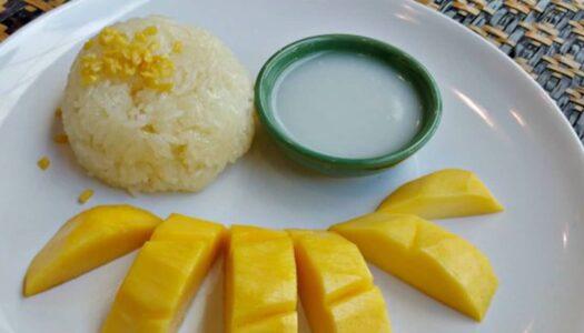 Sticky Rice with Mango – mein Sucht-Import aus Thailand