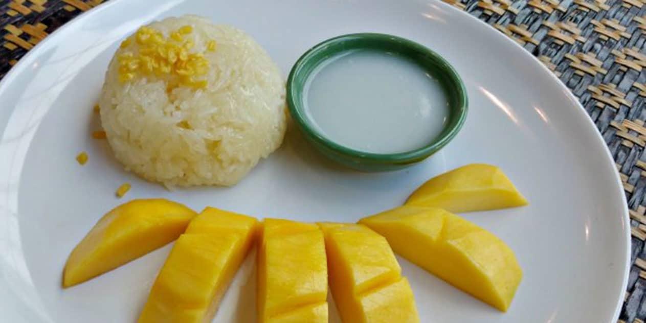 Sticky Rice with Mango – der Thaiklassiker