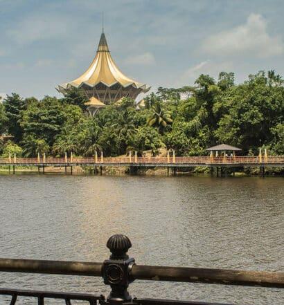 Kuching, Borneo, Malaysia