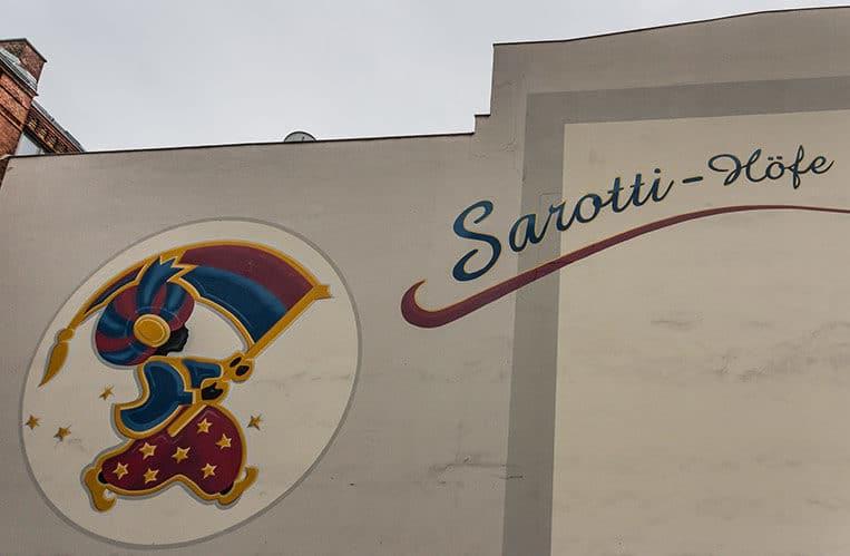 Die Sarotti-Höfe