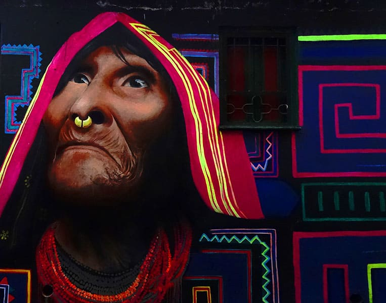 Kulturveranstaltung in Bogotá und Medellín