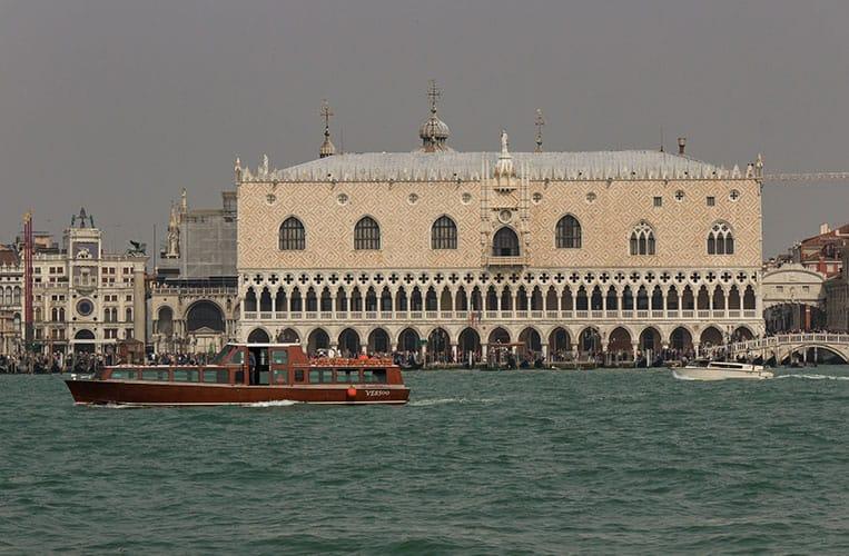 Der Dogenpalast