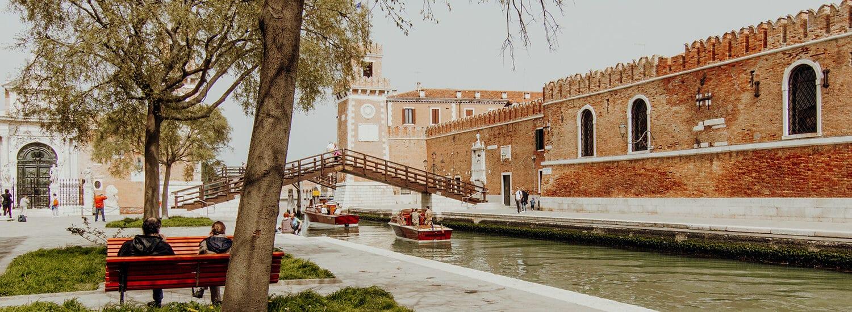 Venedig - Auf den Spuren von Commissario Brunetti