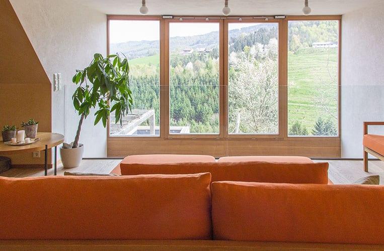 Relaxen mit Panoramablick