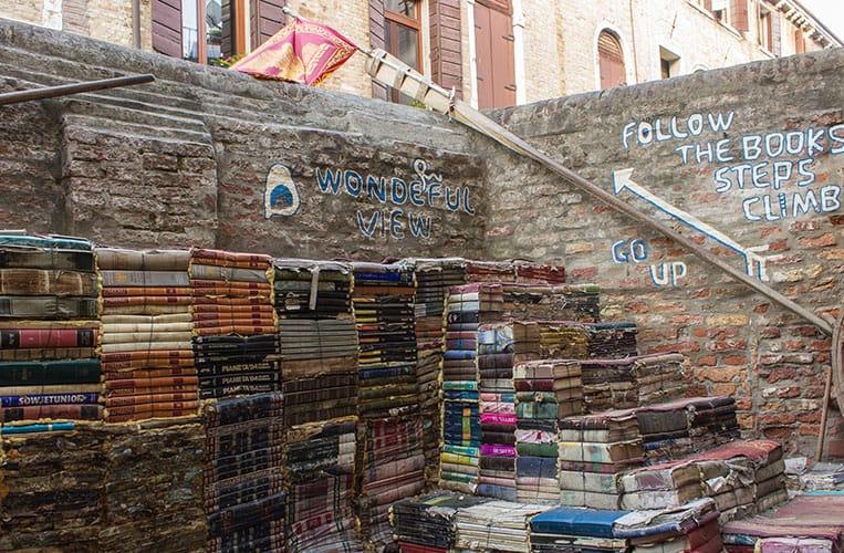 Die Libreria Acqua Alta