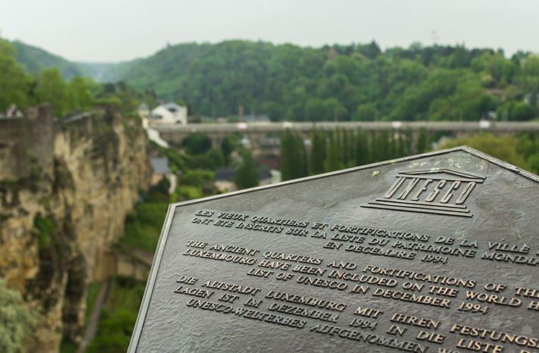 UNESCO Weltkulturerbe Luxemburg