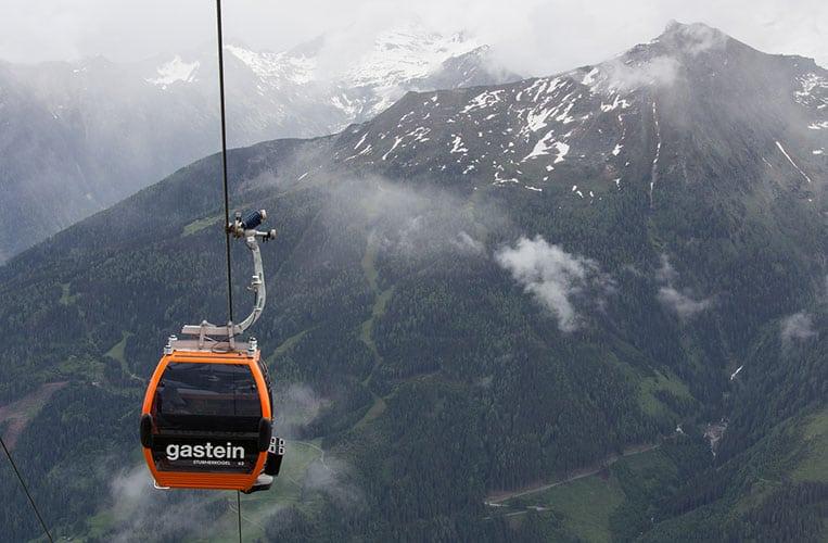 Stubnerkogel, Bad Gastein, Österreich