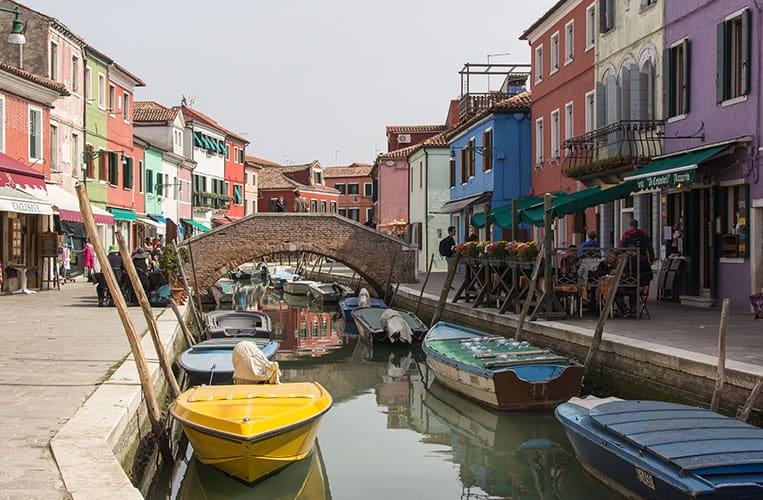 Burano – farbenfroh und wundervoll