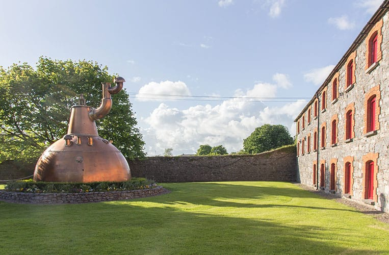 Die Jameson Distillery in Midleton