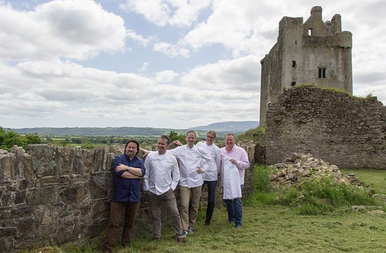Die Köche des Chef's Irish Beef Club