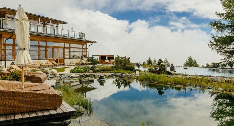 Das Mountain Resort Feuerberg in Kärnten