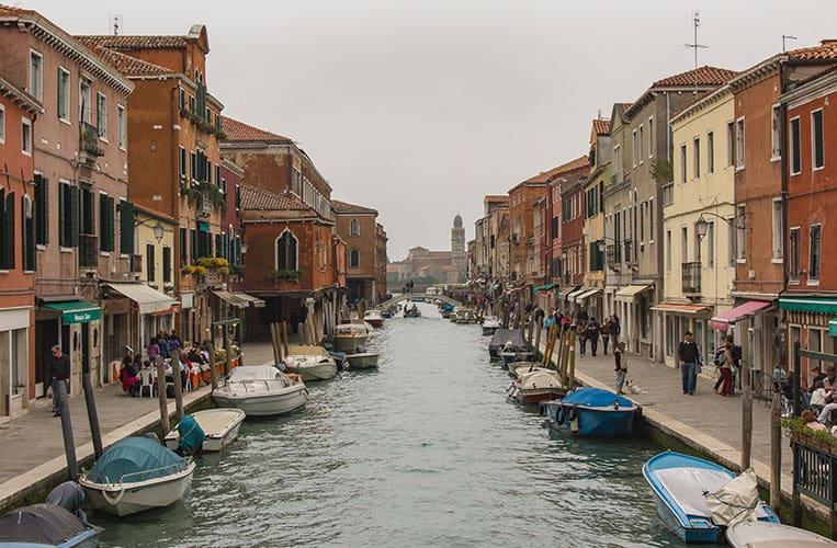 Murano – die Heimat der Glasbläser Venedigs