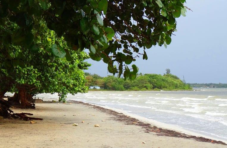 Playa Larga, Bahía de Cochinos oder auch die Schweinebucht auf Kuba