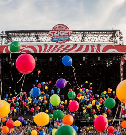 Das Sziget Festival 2016 in Budapest