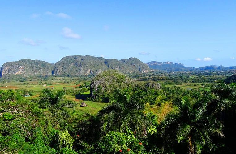 Entdecke Kuba: Valle de Viñales und Havanna