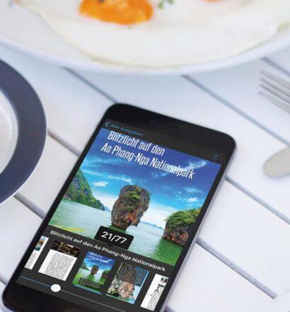 JOURJOUR – Das individuelle Reisemagazin