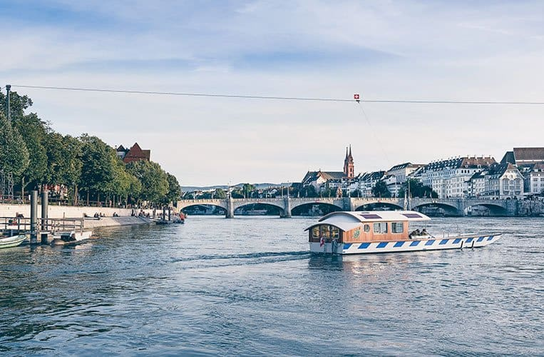 Die Basler Fähre |Foto: Basel Tourismus