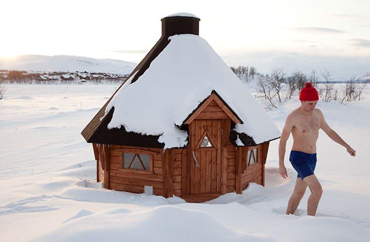Die Finnische Sauna im Urlaub genießen