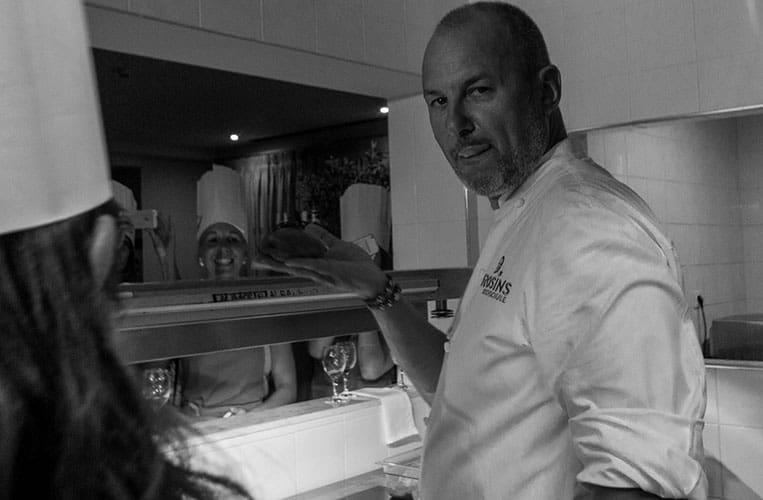 Kochen mit Frank Rosin