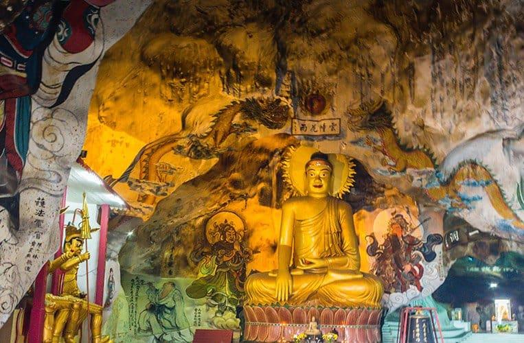 Der Perak Cave Temple
