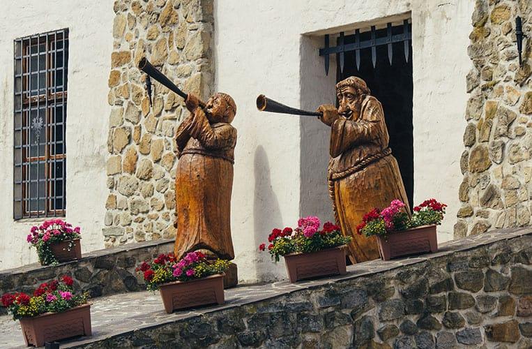 Die Schlesisch-Ostrauer Burg