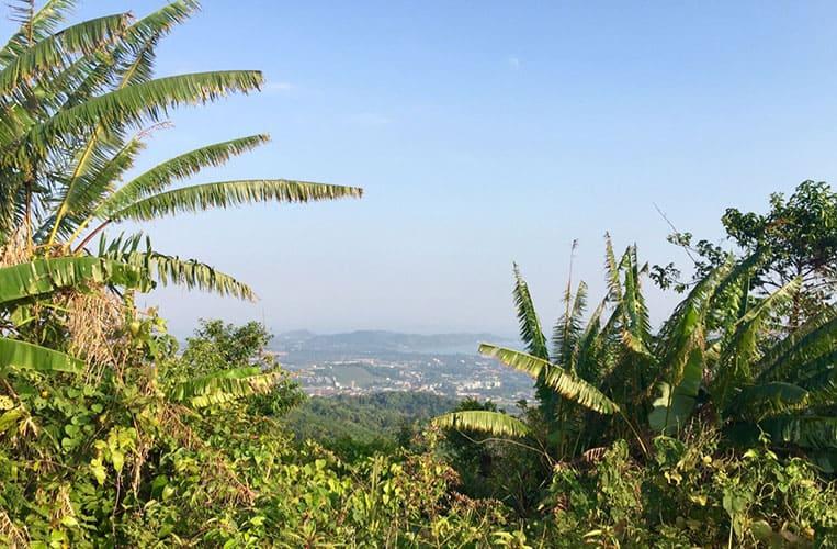 Sehenswürdigkeiten auf Phuket: Der Radar Hill