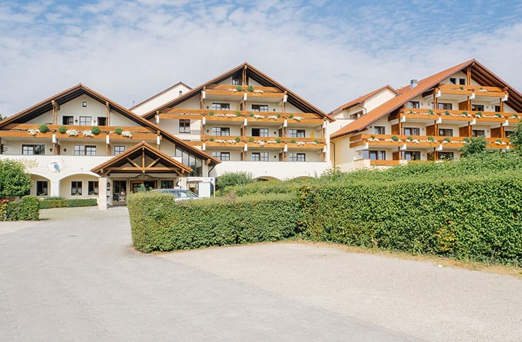 Hotel Eisvogel, Bad Gögging