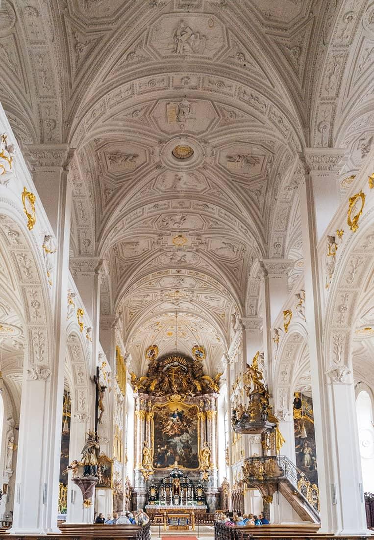 Hofkirche Neuburg an der Donau