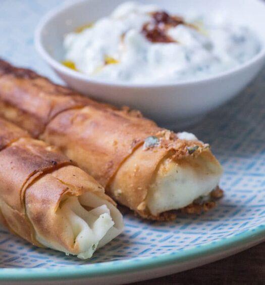 Sigara Börek – Rezept aus der Türkei