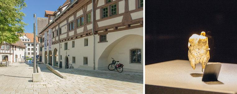 Das Urgeschichtliche Museum, Blaubeuren