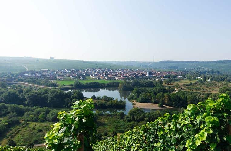 Schwanberg, Volkach