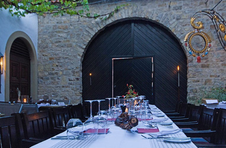 Romantik Hotel Zur Schwane, Volkach