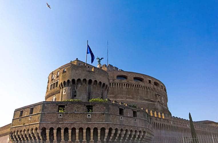 Grabmal Hadrians Rom