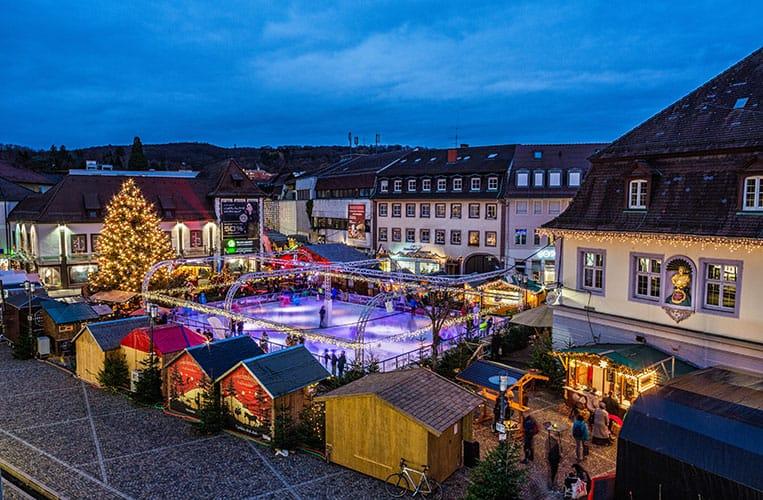Weihnachtsmarkt Emmendingen |Foto: © Schwarzwald Tourismus GmbH