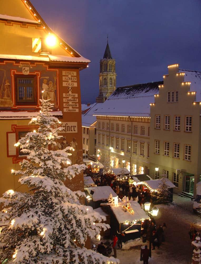 Weihnachtsmarkt Rottweil |Foto: © Schwarzwald Tourismus GmbH