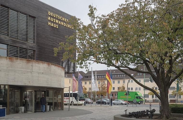 Das Deutsche Auswandererhaus