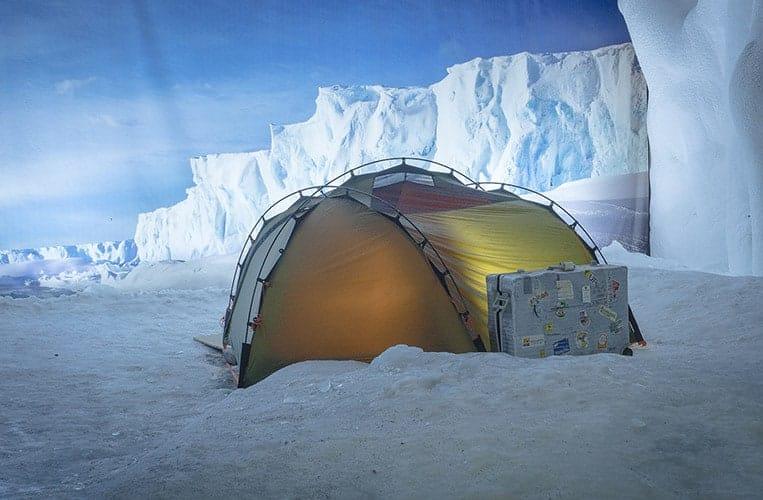 Das Klimahaus 8° Ost