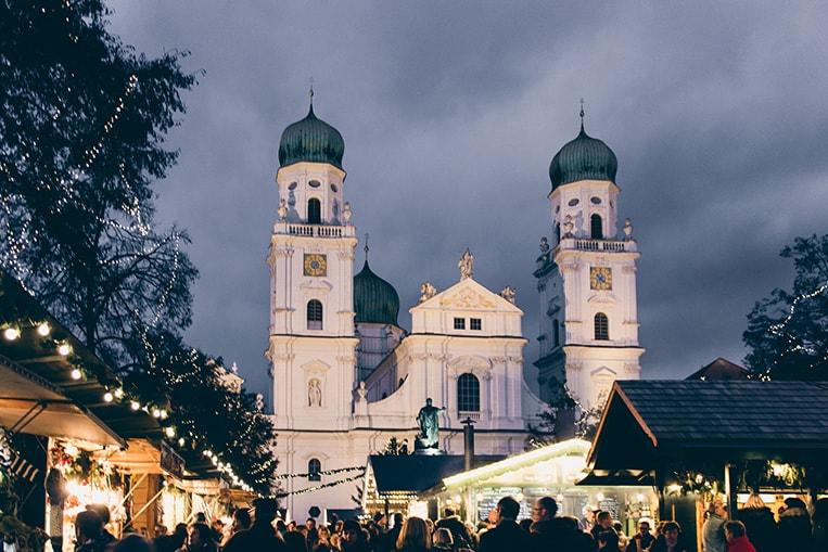 Der Passauer Christkindlmarkt