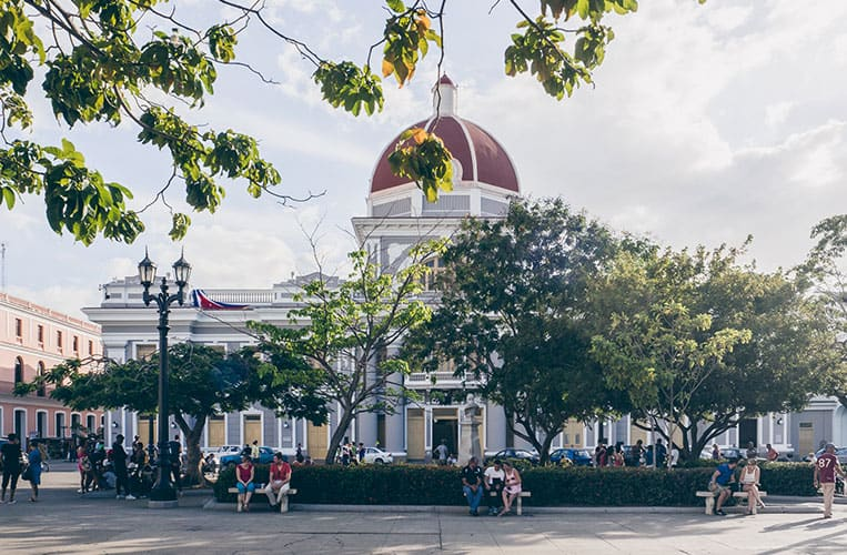 Teatro Tomás Terry, Cienfuegos, Kuba