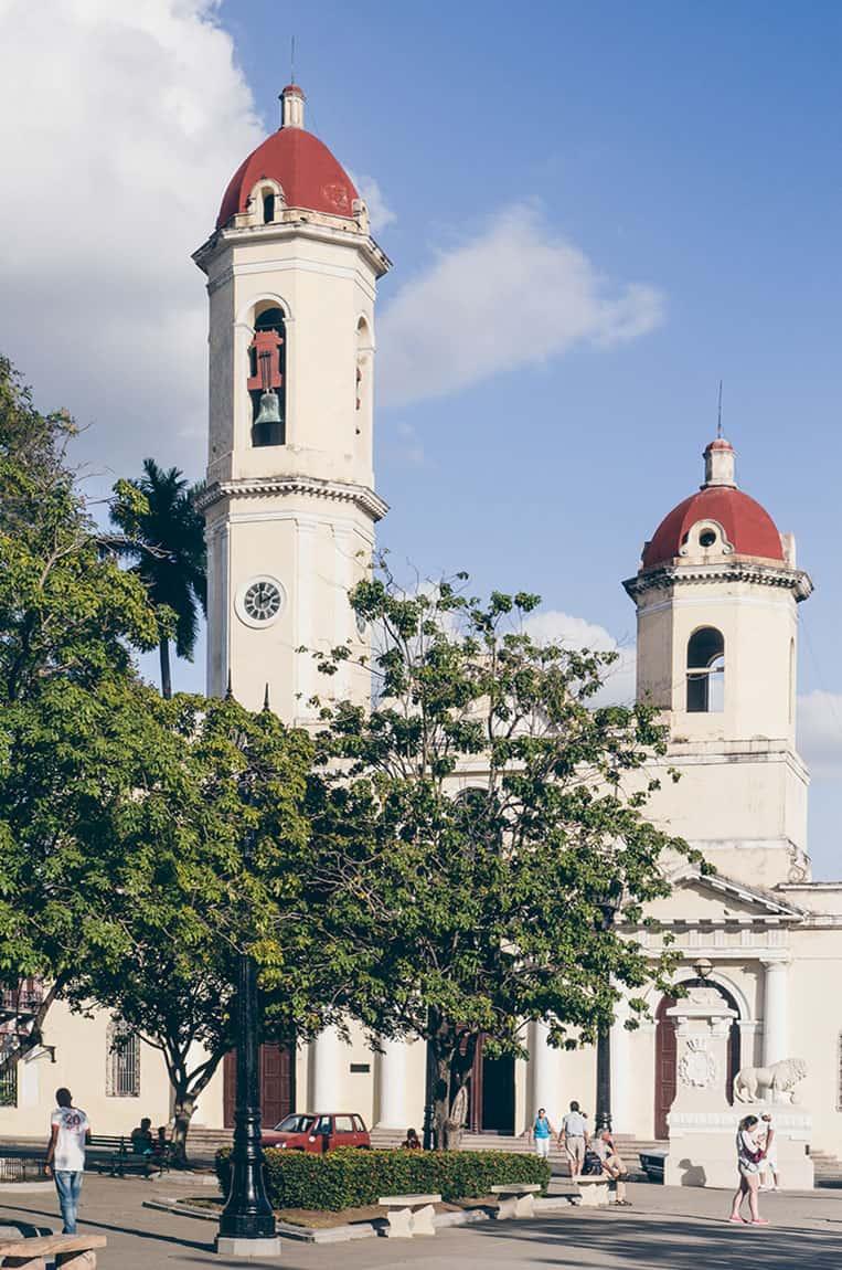Catedral de la Purisima Concepción, Cienfuegos, Kuba