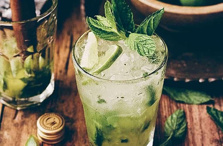 Leckere Cocktails und kubanische Lebensfreude