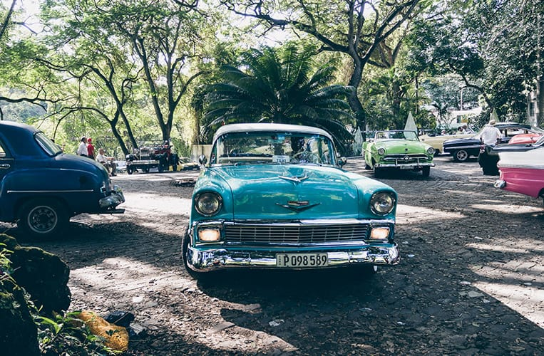 Kuba: Havanna – ein Food & City Guide: Oldtimer Tour