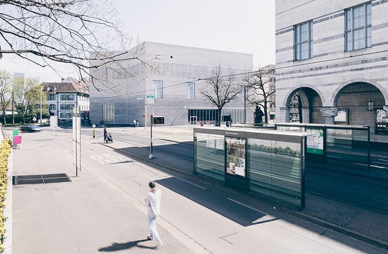 Kunstmuseum Basel |Foto: Julian Salinas