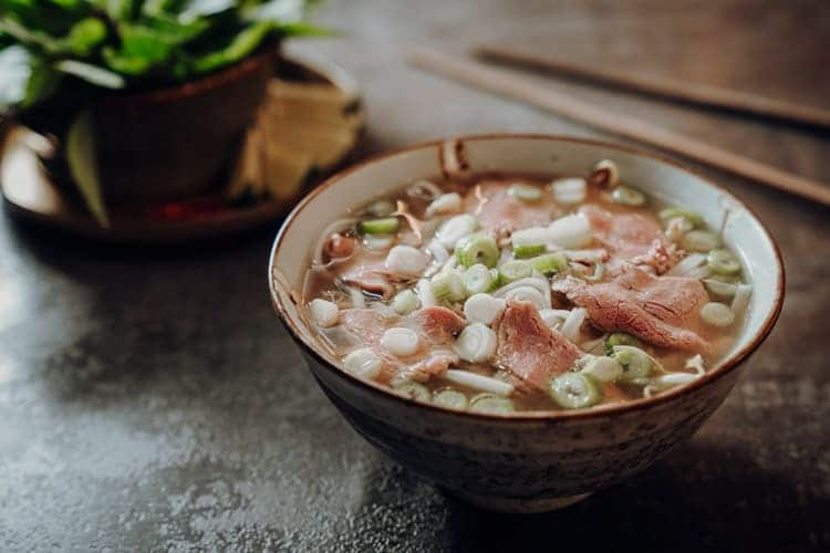 Pho Bo Saigon Suppe