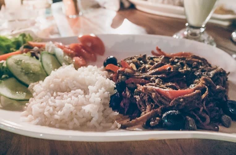 Ropa Vieja – das kubanische Nationalgericht