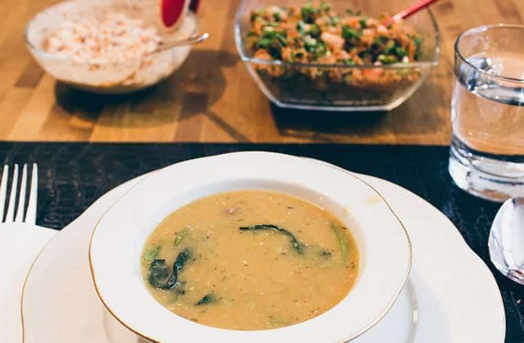 Süleymaniye Suppe
